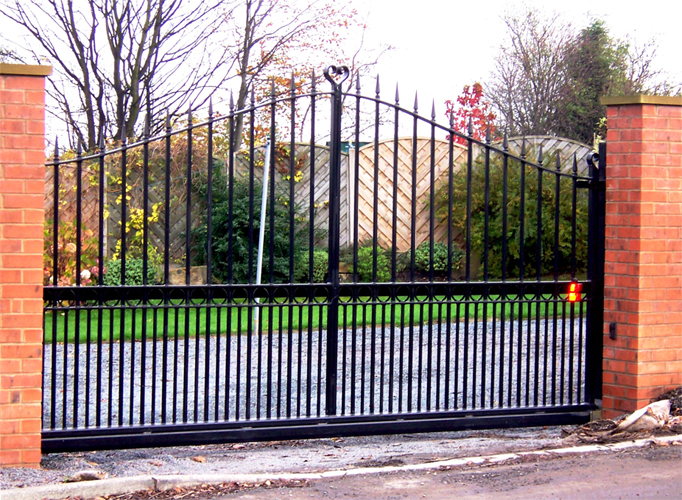steel gate designs